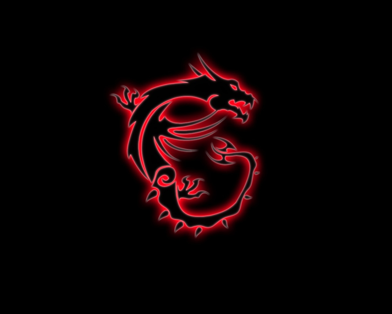 Download Wallpaper Game Dragon Red MSI Gaming Micro