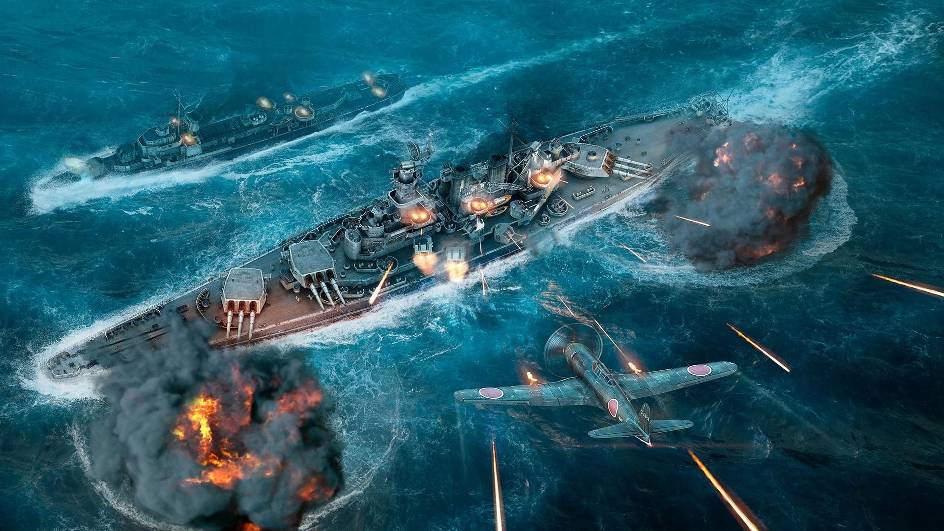 обои для рабочего стола world of warships 1280x1024 № 248340 бесплатно