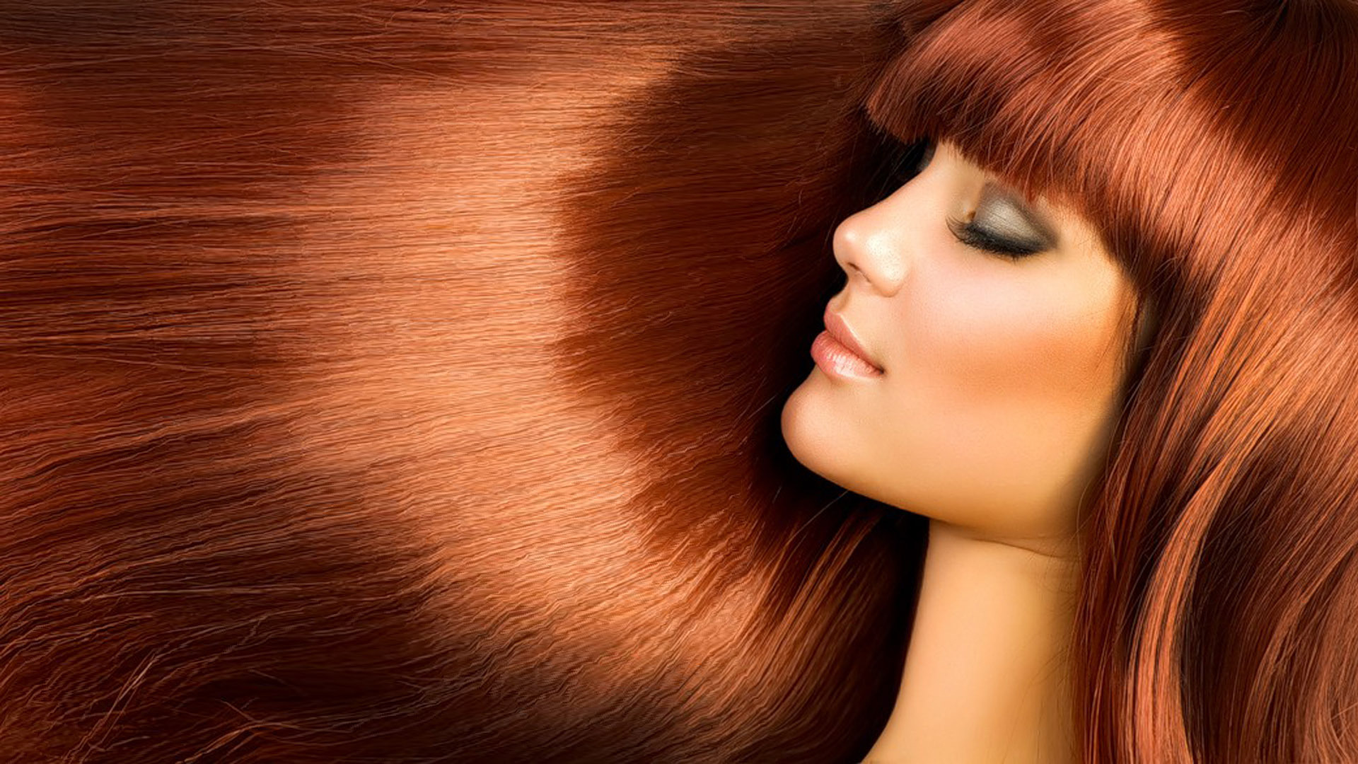 Hair salon girl sexual arousal