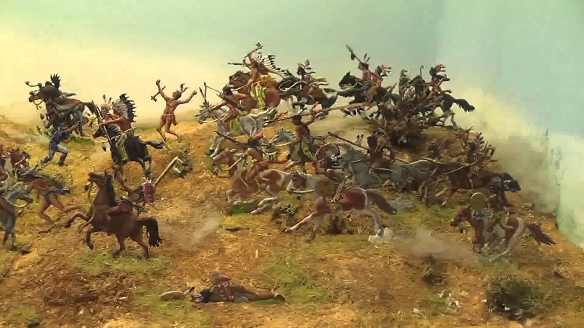 a review of the chanel 7 special broadcasting custers last stand Custers last stand essays bloody knife continued custer's regiment of 655 men formed the advance guard(encarta 647) the battle of the little big horn has raised many questions and given few answers.