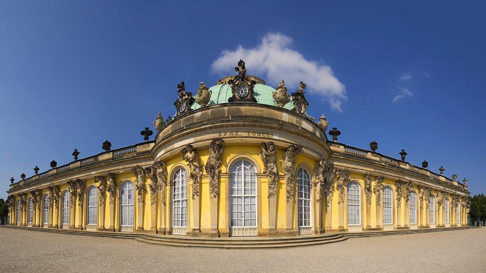 Дворцы мира :: Фото, описание, рейтинг лучших