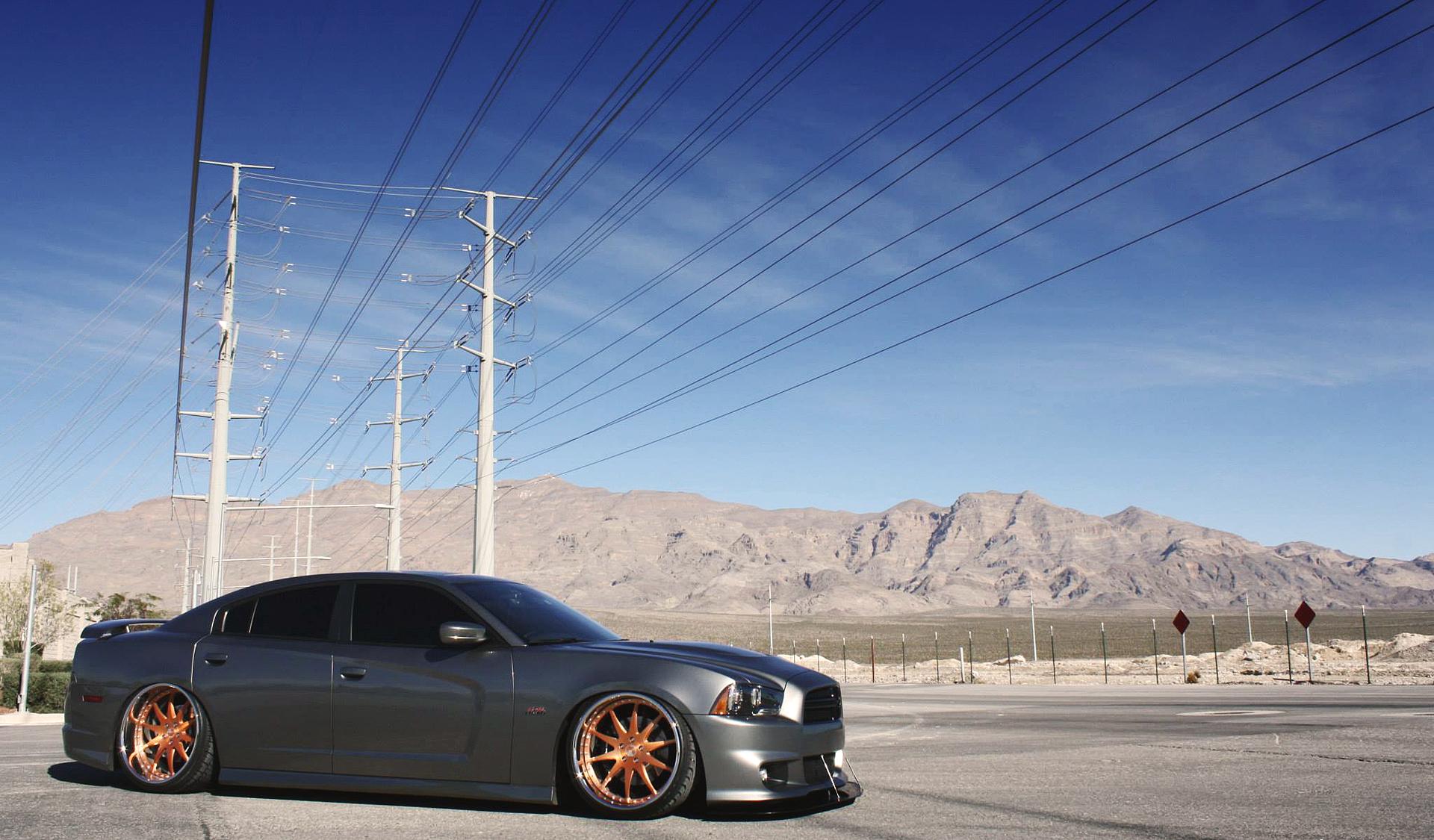 Dodge charger srt8  № 3813495 бесплатно