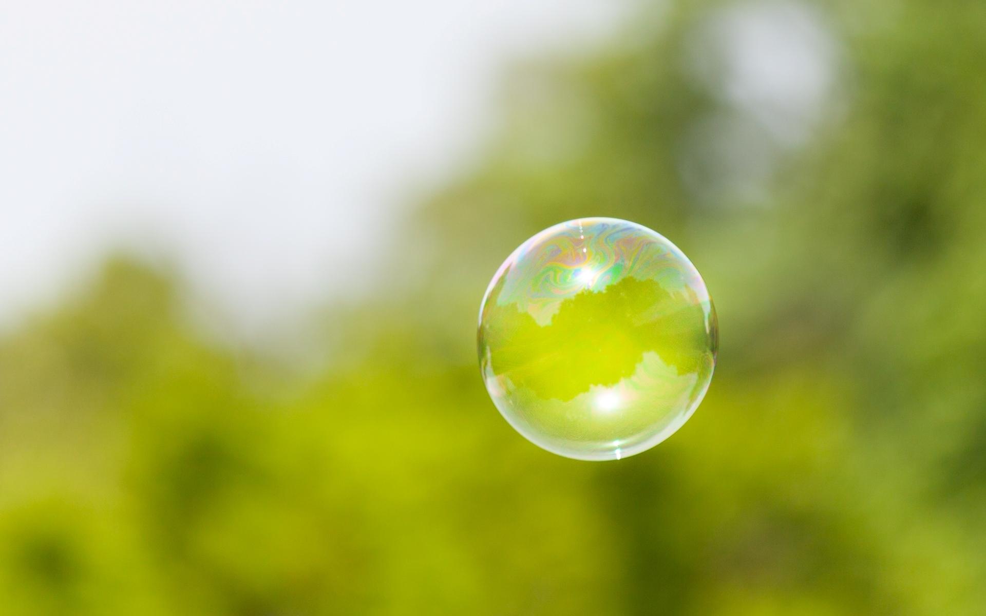 пузыри фон макро  № 3276001 загрузить
