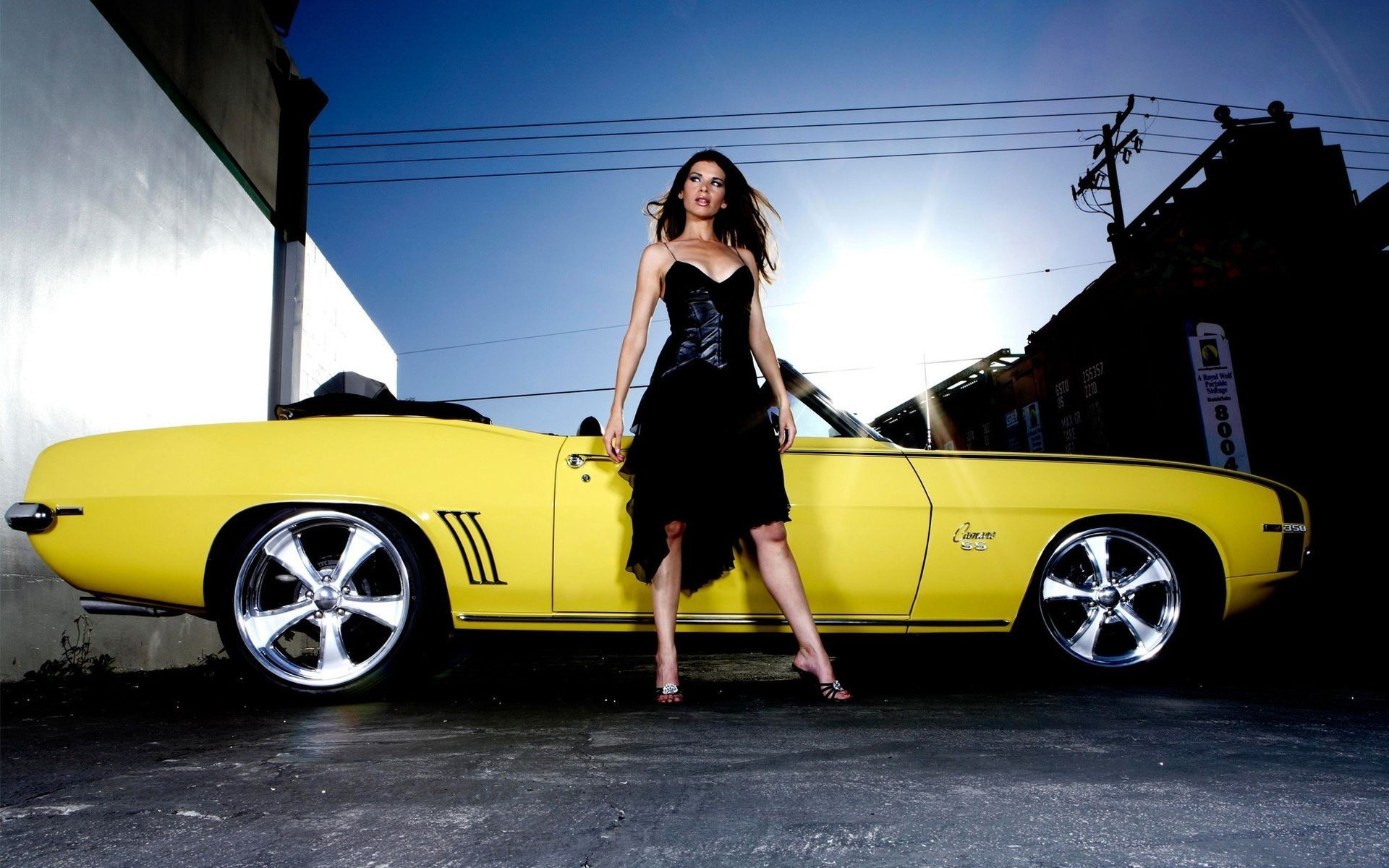Teen muscle cars and hot babes beads pussy hottest