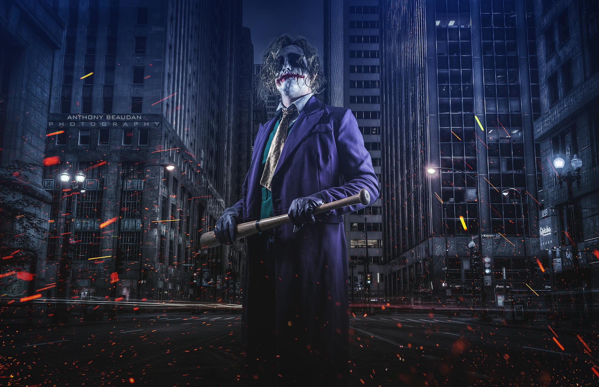 Бэтмен герои комиксов Джокер  № 3922428 загрузить