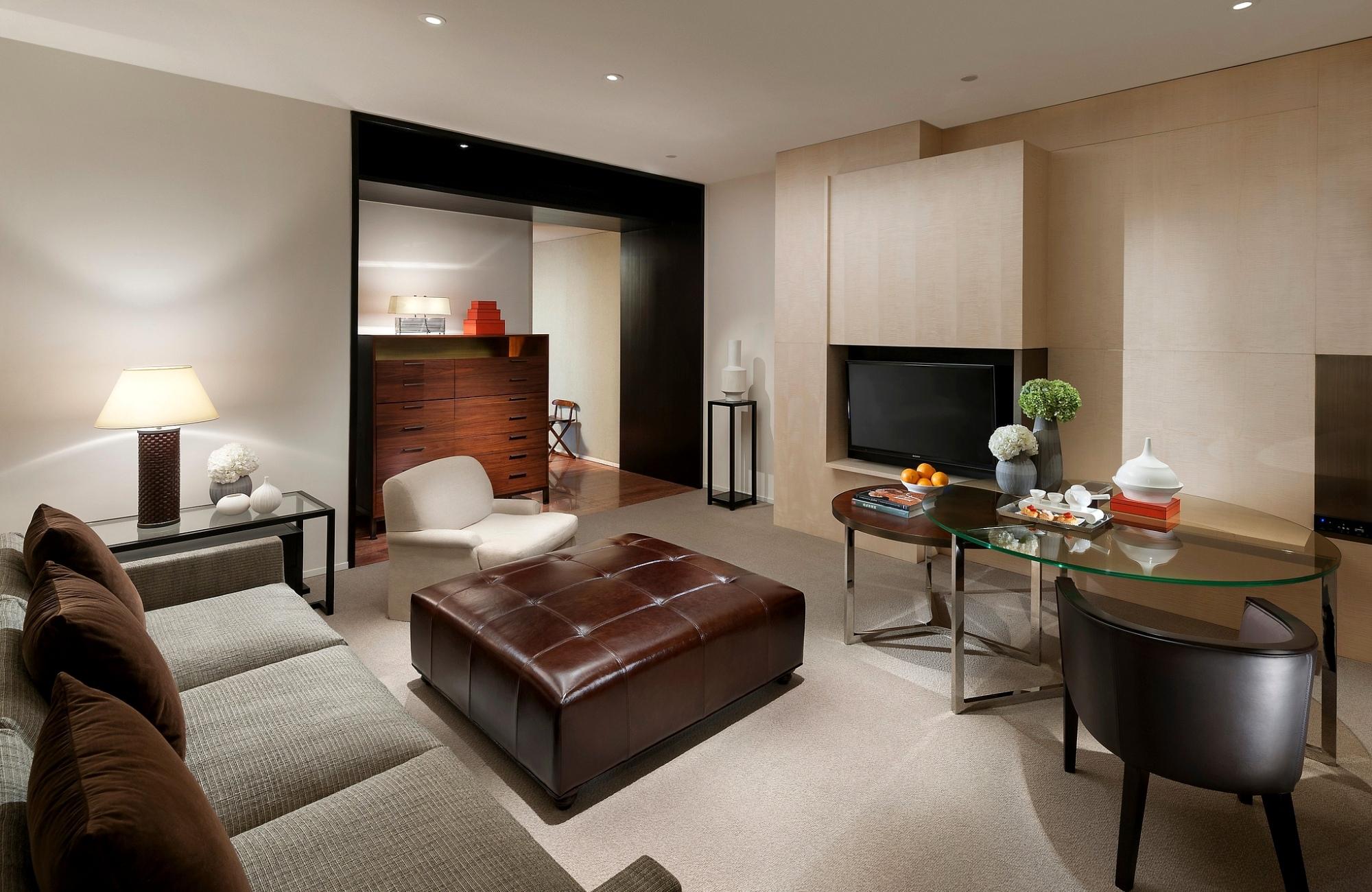 комната в коричневом стиле  № 1730728 бесплатно