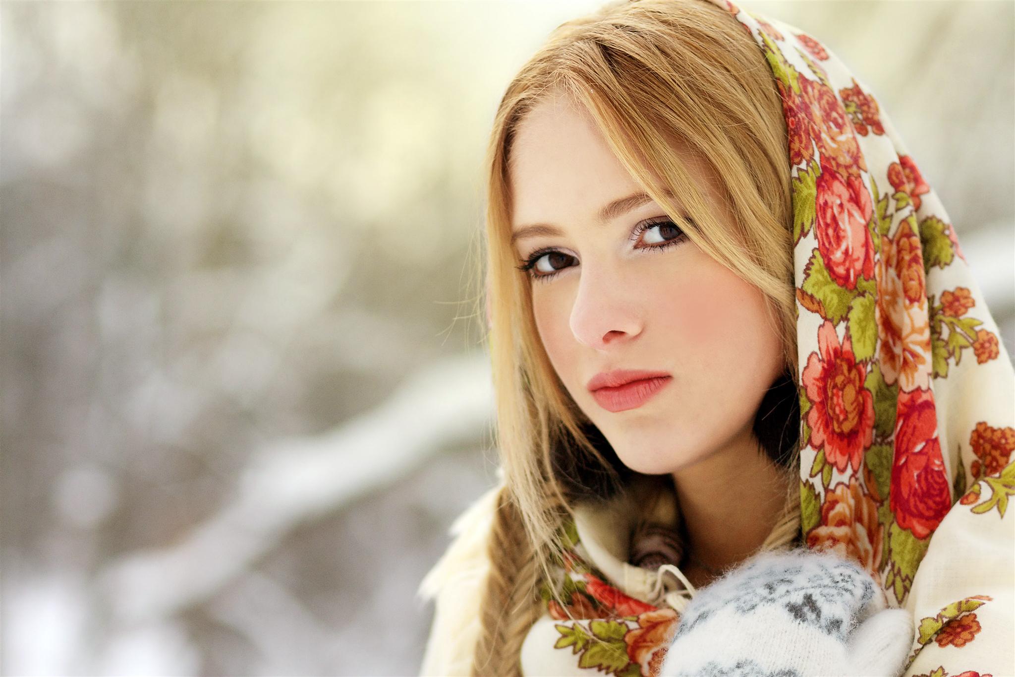 одна русская девушка на всех - 12