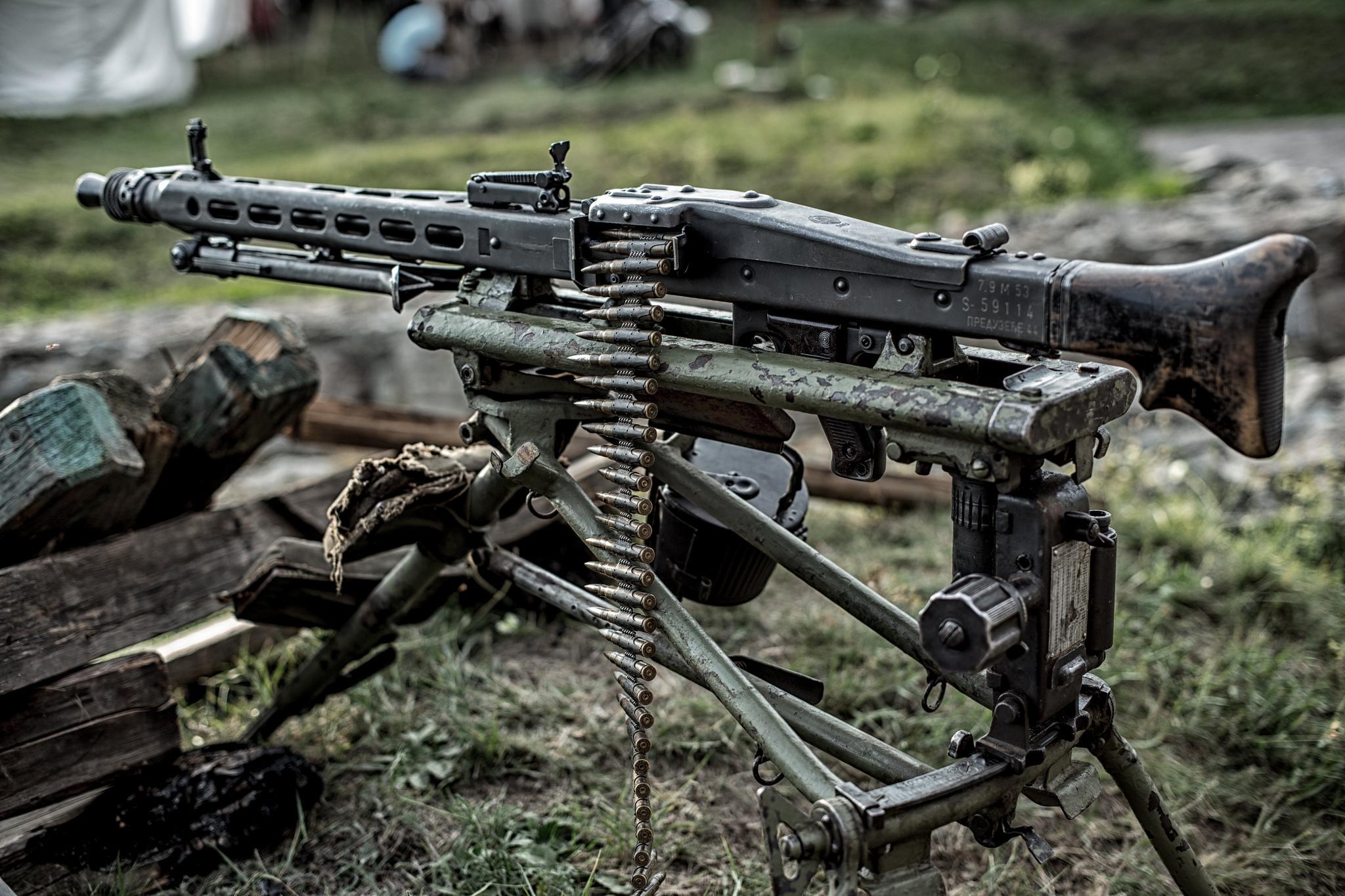лучшее стрелковое оружие второй мировой войны ощущать стенками