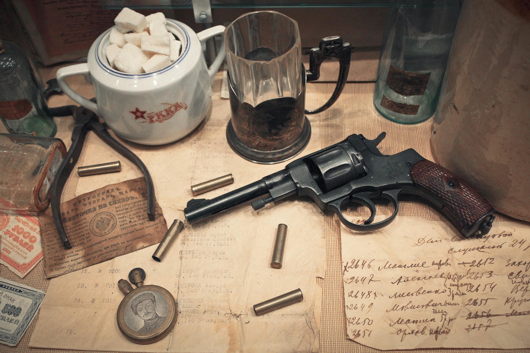 Револьвер с виноградом  № 1624185  скачать