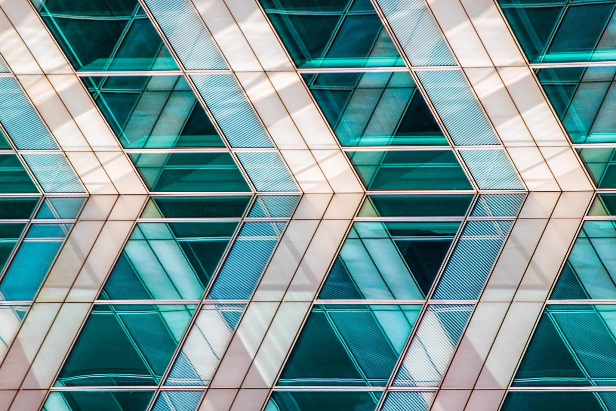 овальное стеклянное здание  № 2214502  скачать