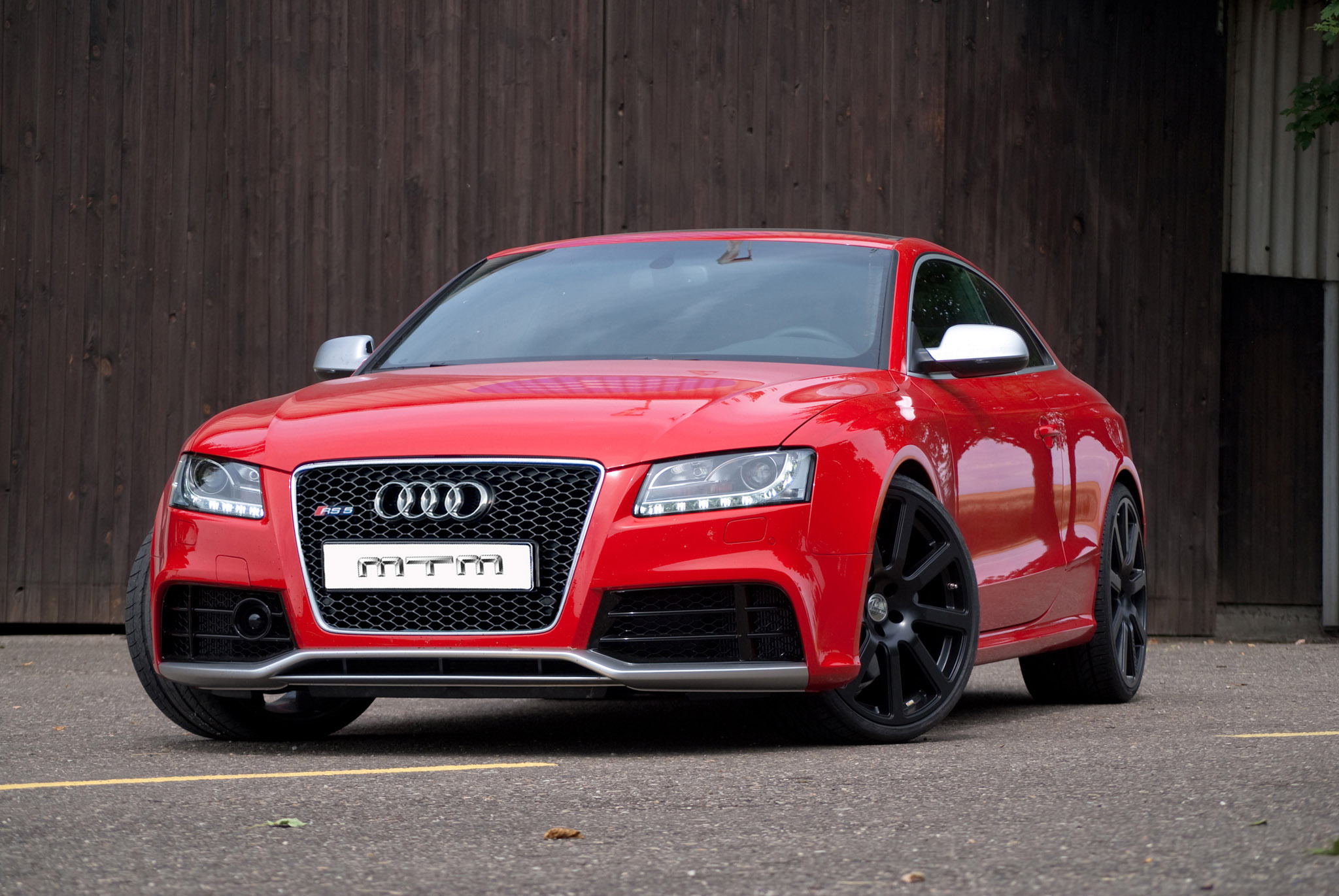 Audi A5 красная купе  № 3761373 без смс