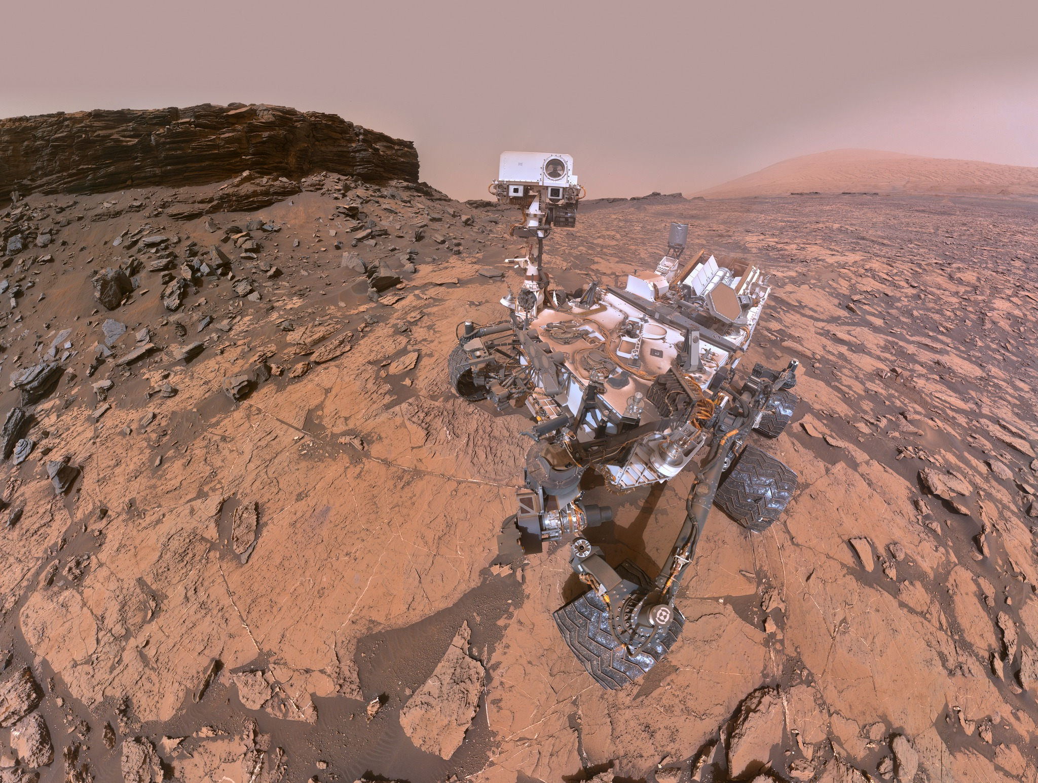 nasa curiosity rover pictures - HD2048×1546