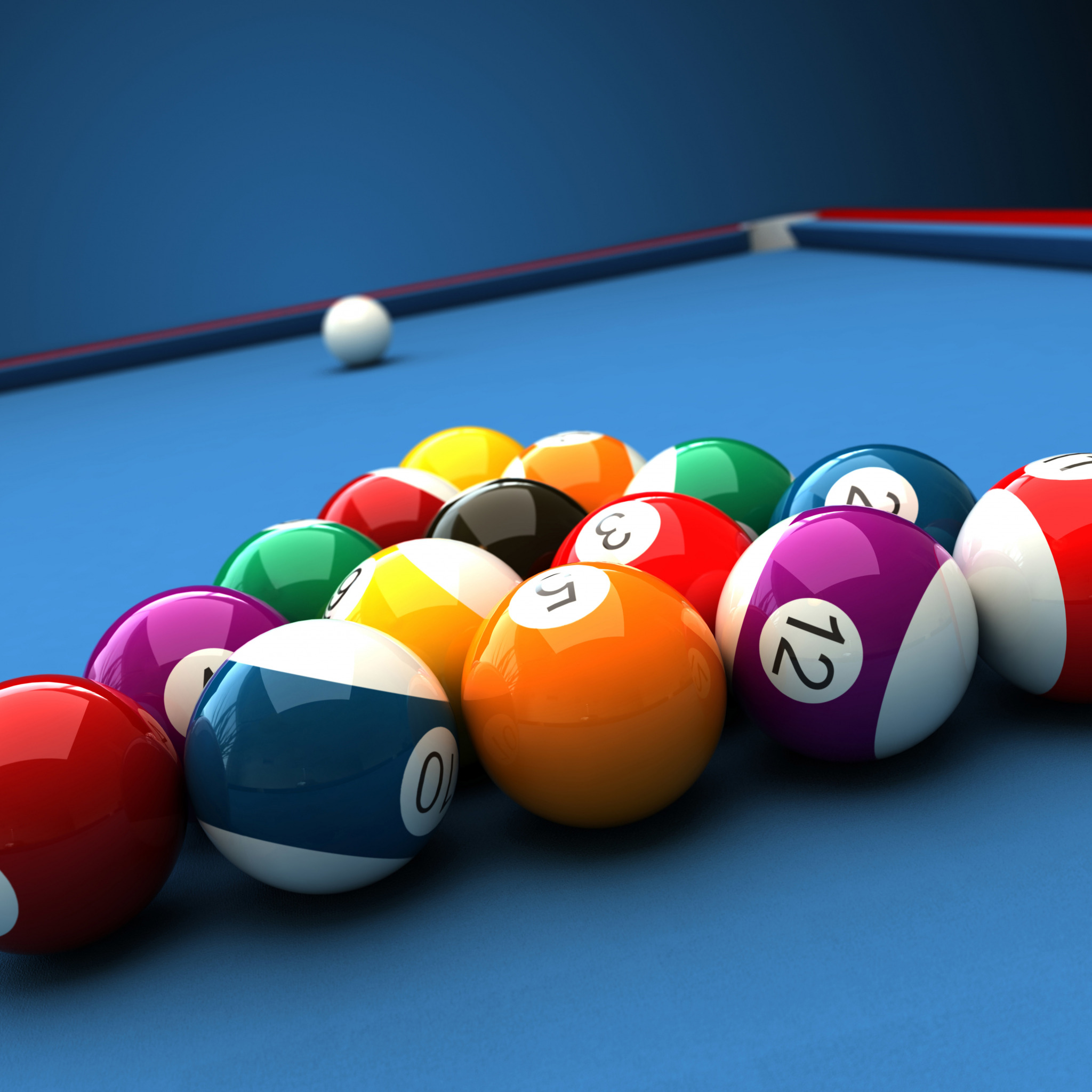 Download Wallpaper White, Abstraction, Table, Balls, The Game, Ball,  Billiards, Art, Pyramid, Pool, Triangle, Pool, Billiards, Wallpaper.,  Billiard, ...