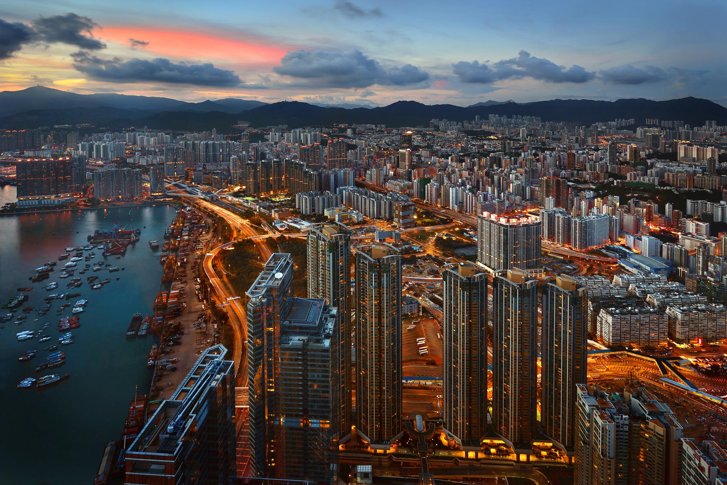 hong kong - HD1920×1282