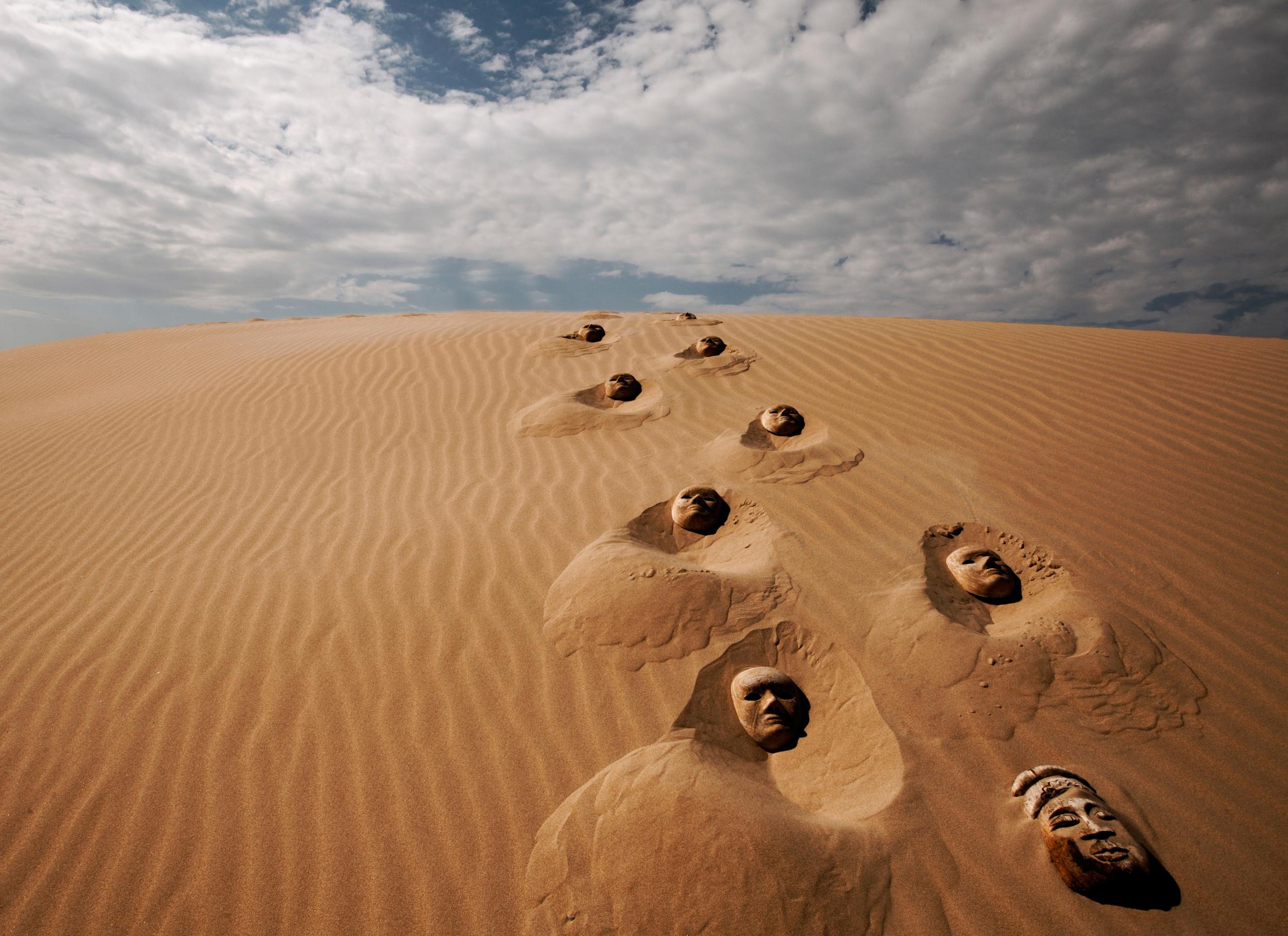 След на песке  № 2499349 загрузить