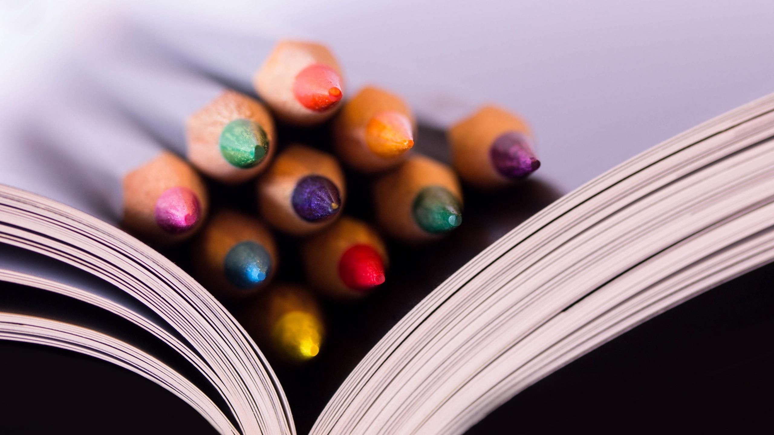 разноцветные карандаши  № 2931971 загрузить
