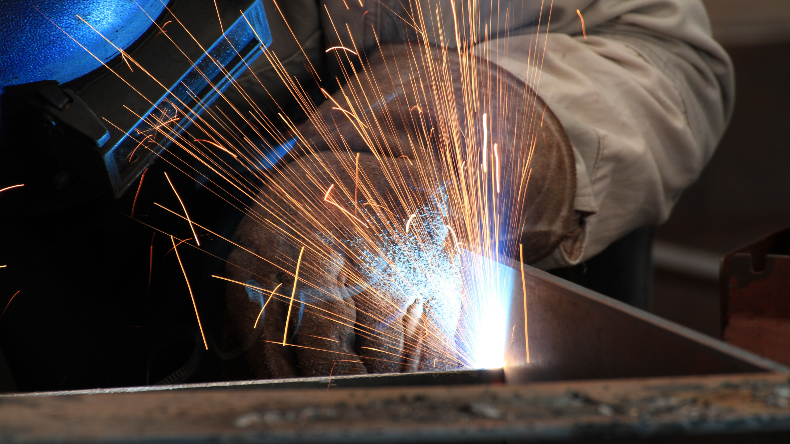 thesis on arc welding