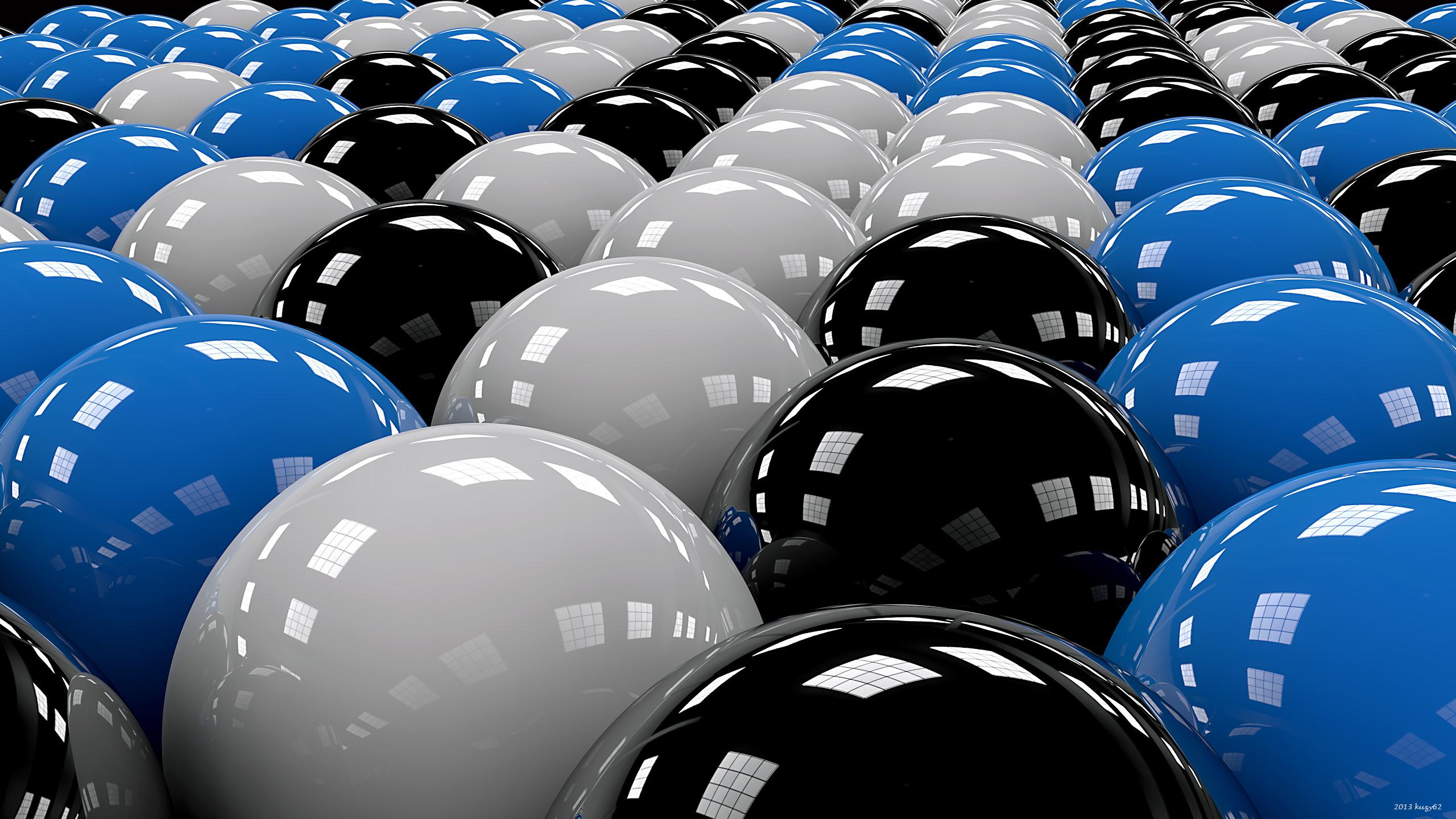 золотисто-черные шары  № 2074689 загрузить