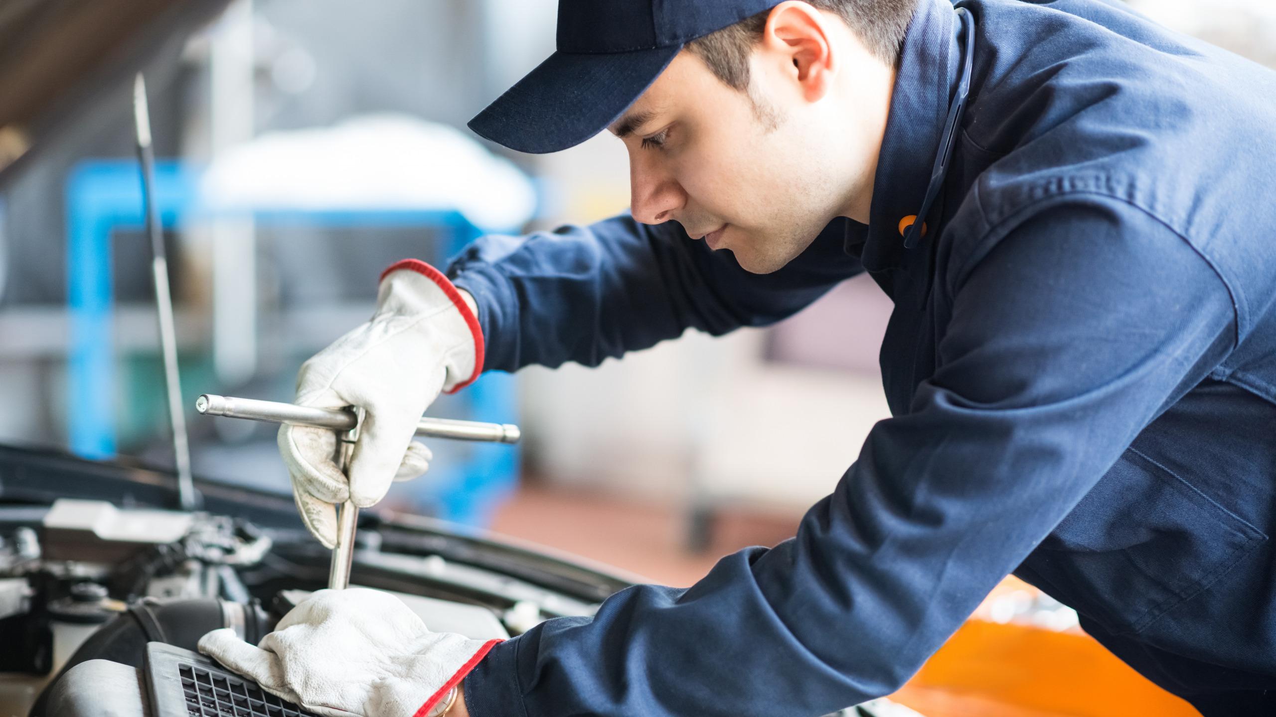Картинки о профессии механик