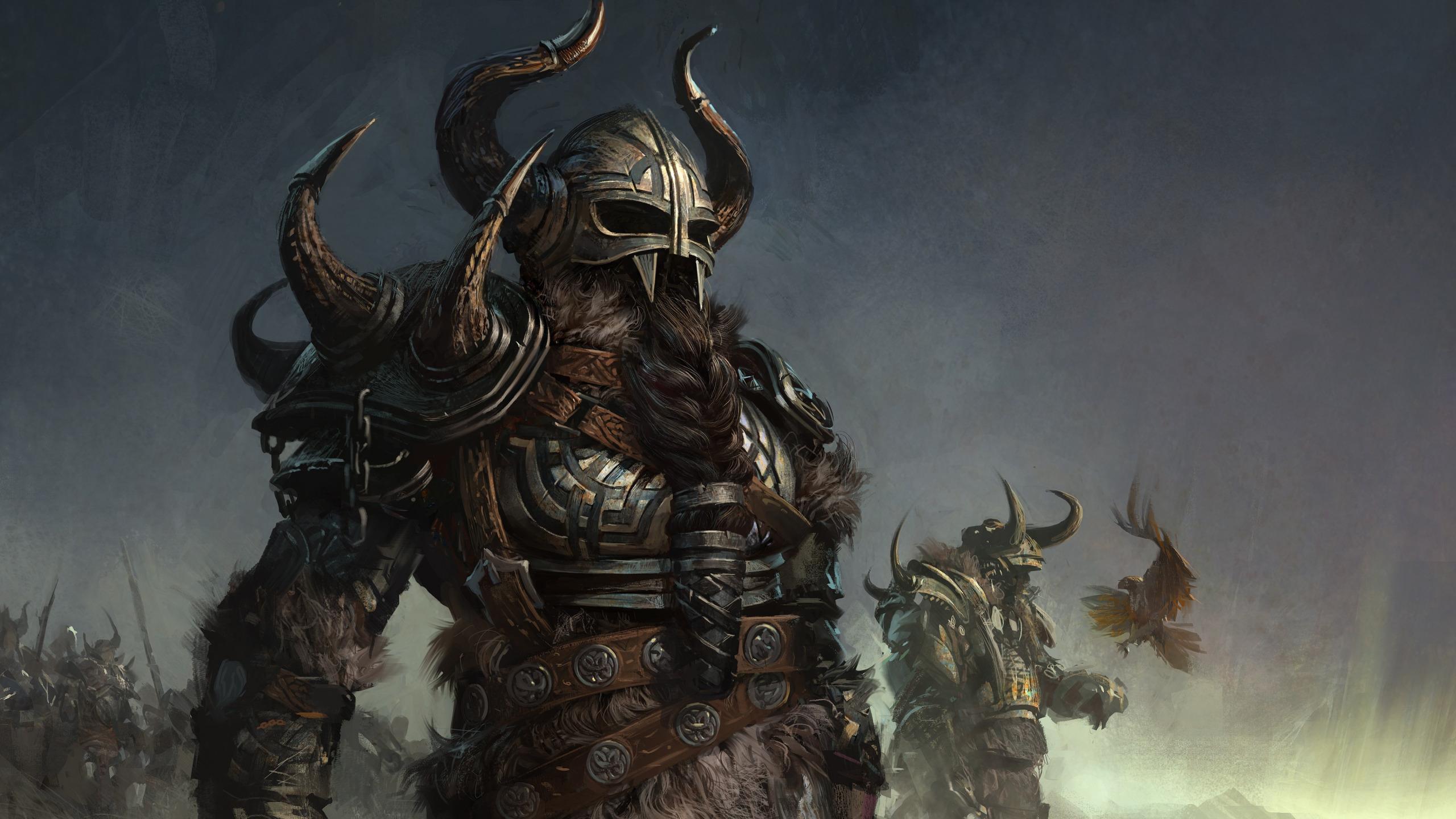 Download Wallpaper Guild Wars 2 Viking Viking Engineer Section