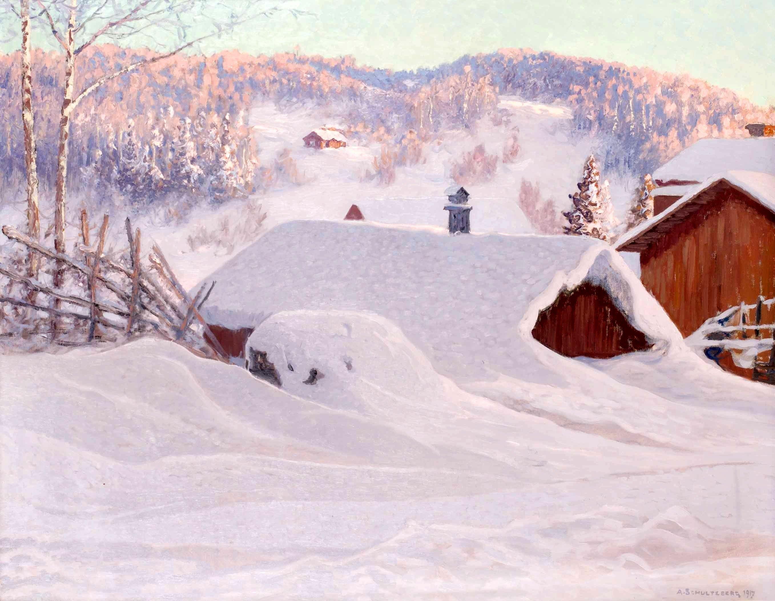 снег холмы snow hills  № 830920 загрузить