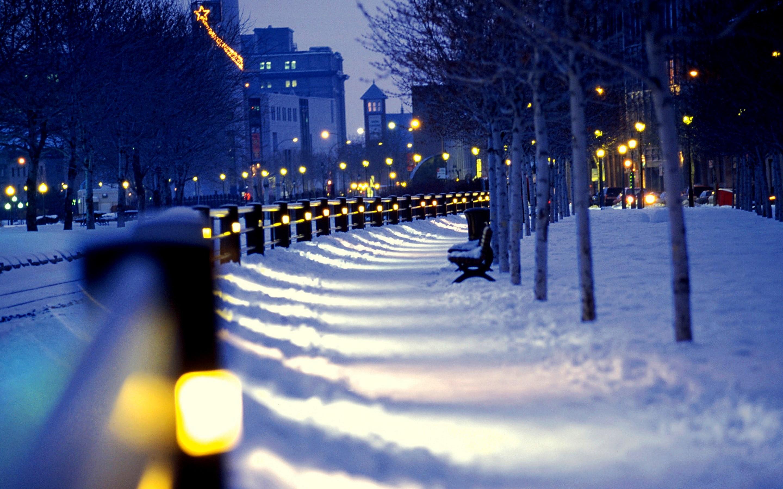 горы дом снег фонарь  № 147886 бесплатно