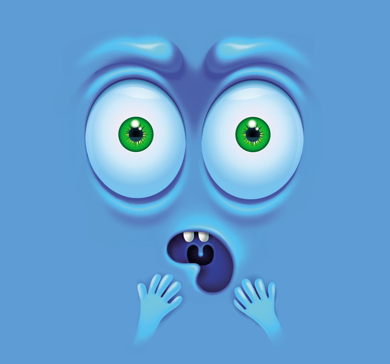 картинки анимация веселые с глазами постарались выделить