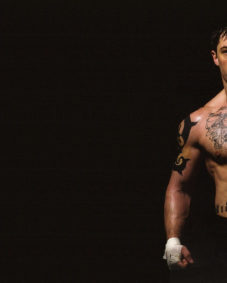 Download Wallpaper Warrior Tom Hardy Tommy