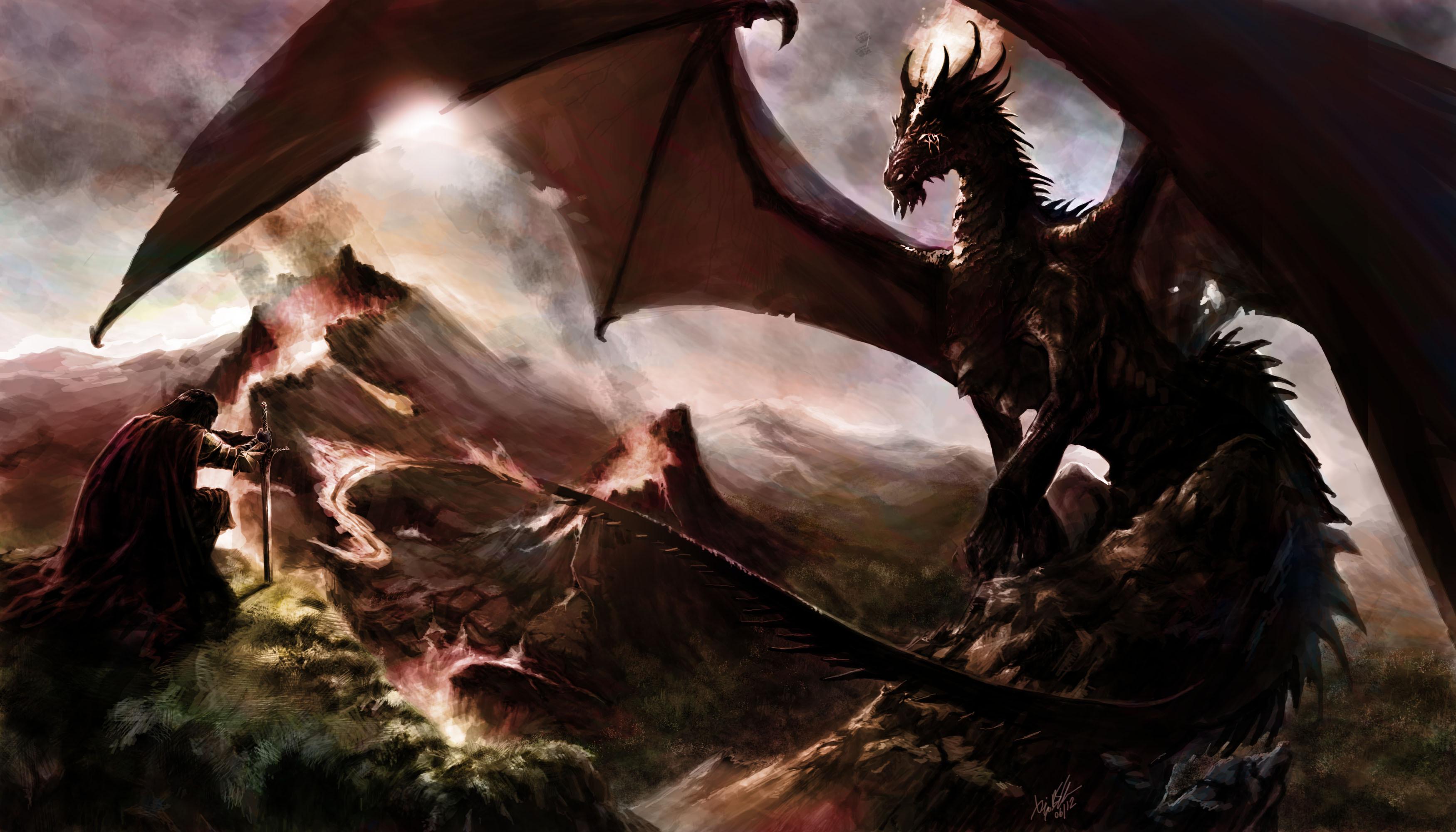 дракон  № 2192061 загрузить