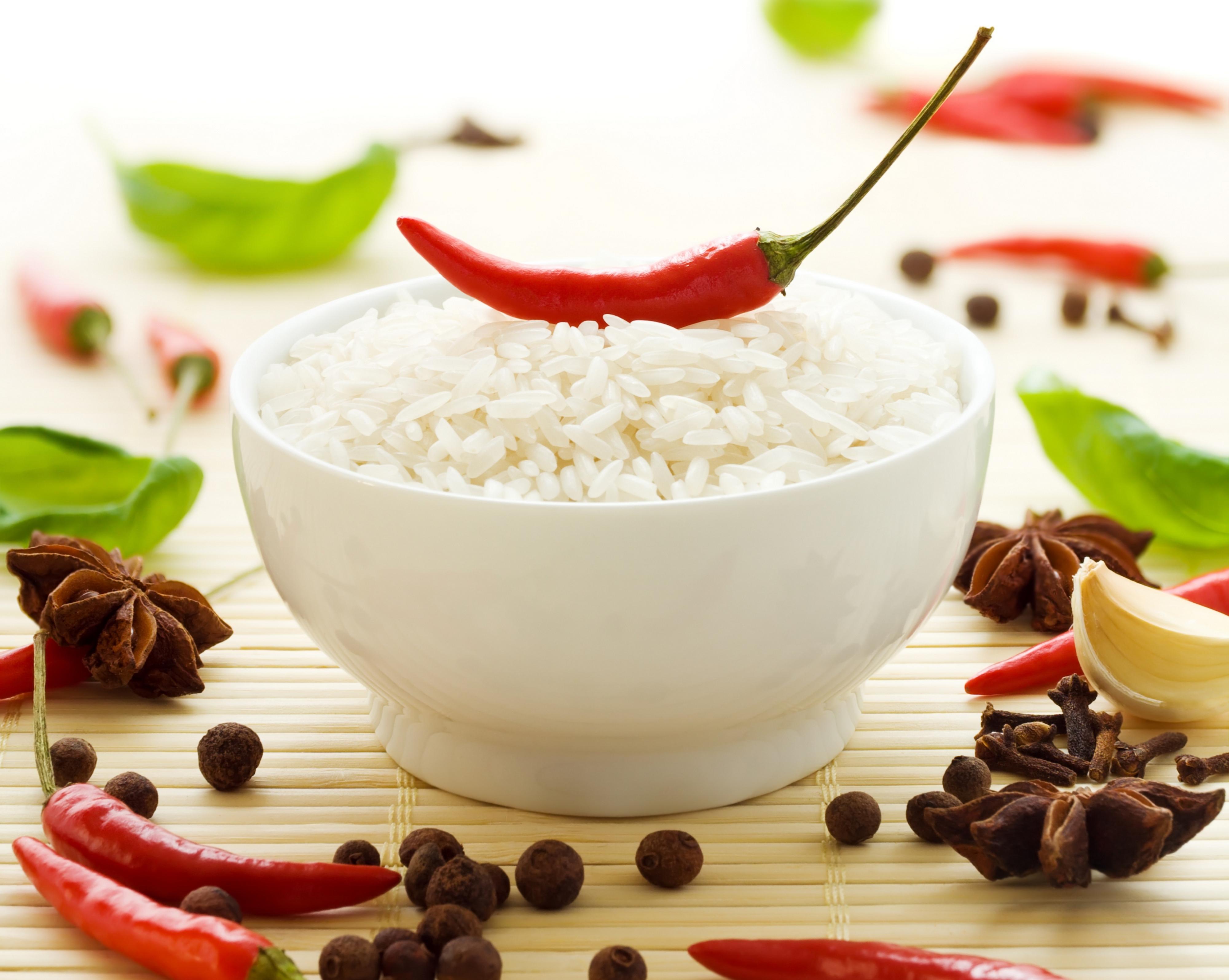 Рисовая диета для похудения и очищения организма на 3, 7