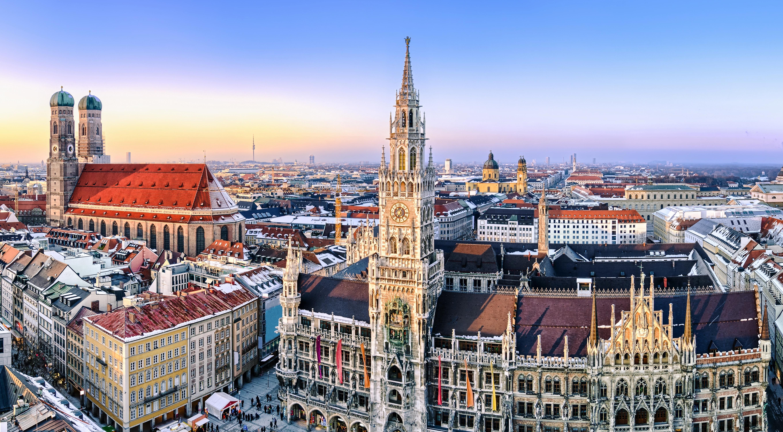 Мюнхен — Википедия