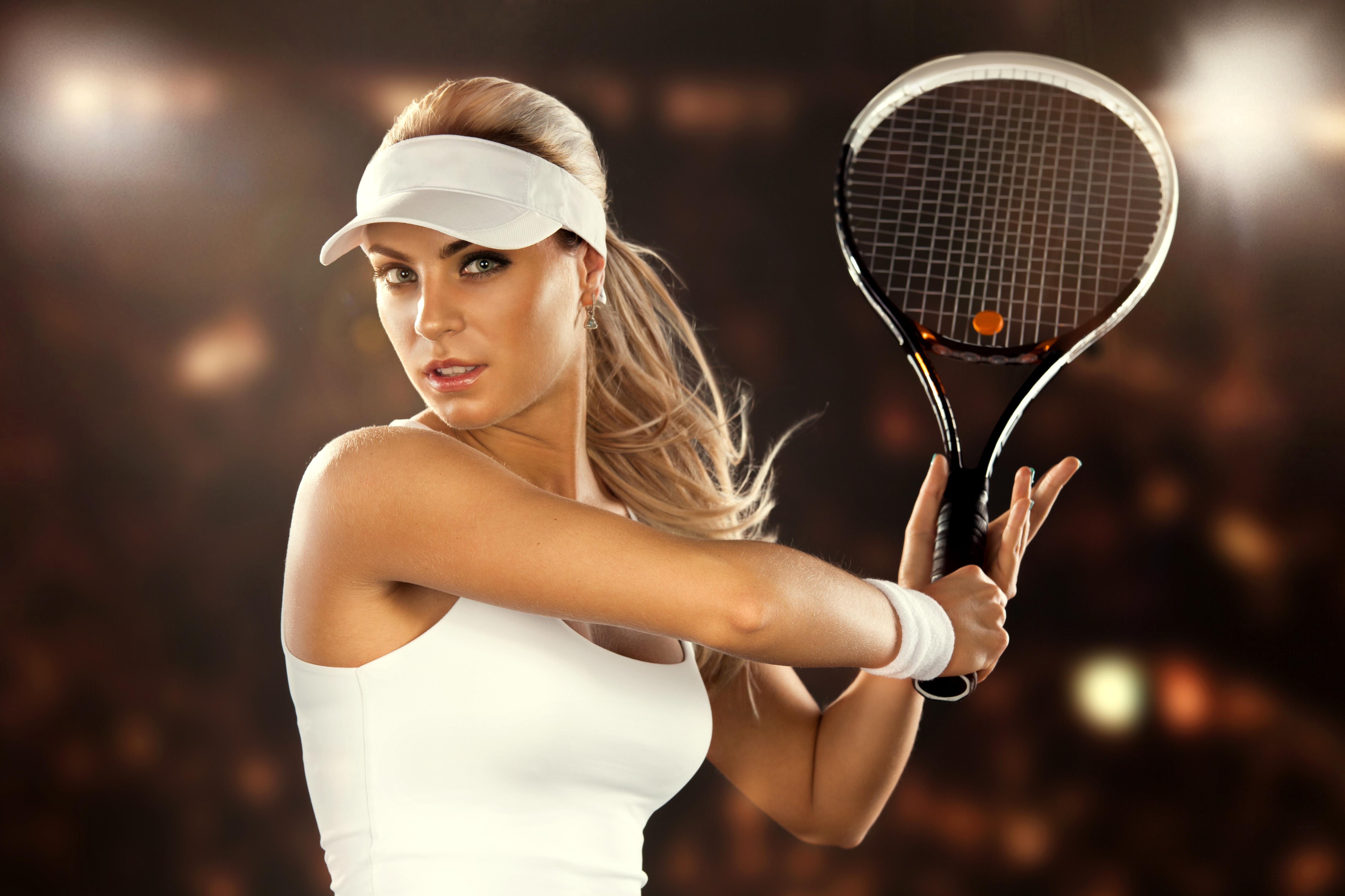 Тенисистка  № 989633 загрузить