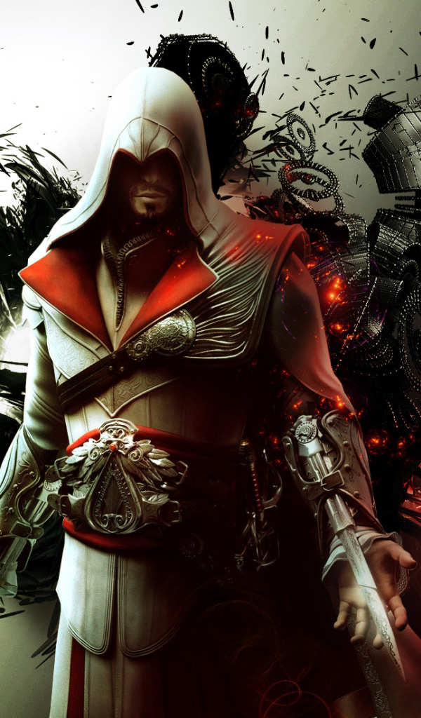 Download Wallpaper Abstract Killer Assassin Fon Ezio