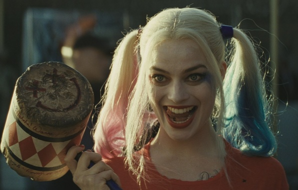 Picture Harley Quinn, DC Comics, Harley Quinn, Suicide Squad, Suicide Squad, Robbie Margot, Margot Robbie