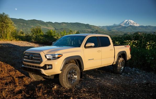 Picture Toyota, Toyota, TRD, Tacoma, 2015, Tacoma, Off-Road