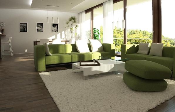 Wallpaper style living room interior house living room for Living room 640x1136