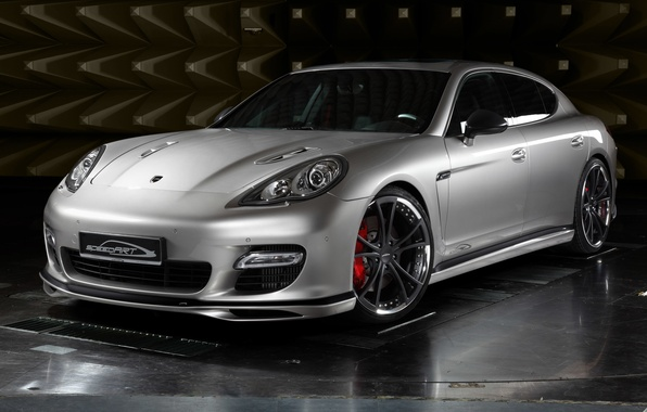 Picture tuning, silver, Porsche, silver, Porsche, panamera, Panamera, SpeedART