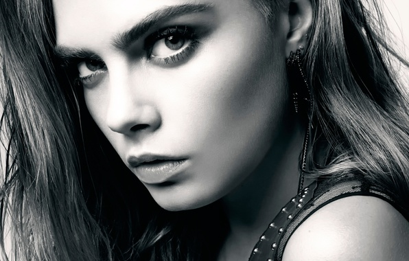Picture actress, photoshoot, Cara Delevingne, 2015, Cara Delevingne, Cara Jocelyn Delevingne, L'Express Styles, English top model