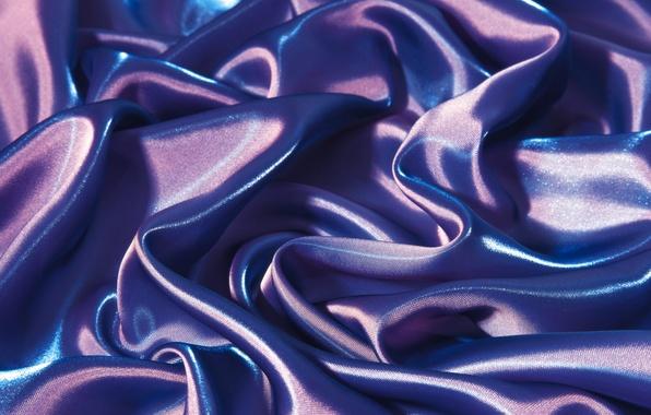 Picture purple, Shine, texture, silk, fabric, Atlas, play