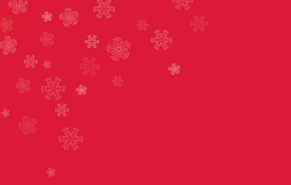 Picture snowflakes, pattern, paint, color, texture