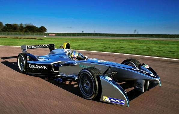 Picture SRT, electric, Formula E, Spark-Renault