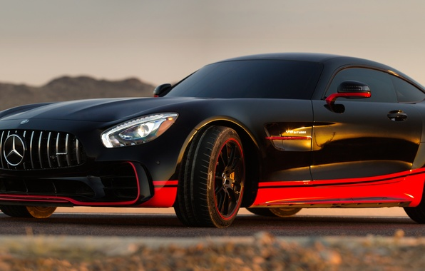 Picture Drift, Transformers, Mercedes AMG GT R, Transformers 5: The Last Knight