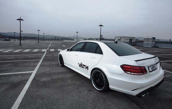 Picture Mercedes-Benz, Mercedes, E-Class, VATH, V50, 2015, W212