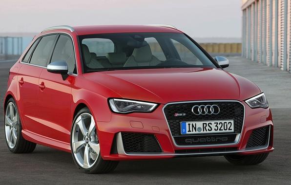 Picture Audi, Audi, Sportback, RS 3