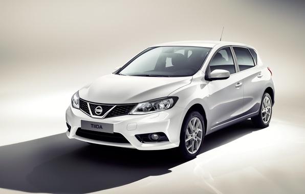 Picture Nissan, Nissan, 2015, CIS-spec, Tiida, Tiida