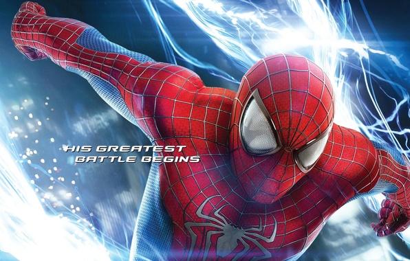 Picture Andrew Garfield, Andrew Garfield, Movie, The Amazing Spider Man 2, New Spider Man High Voltage