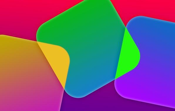 Picture line, Apple, color, mac