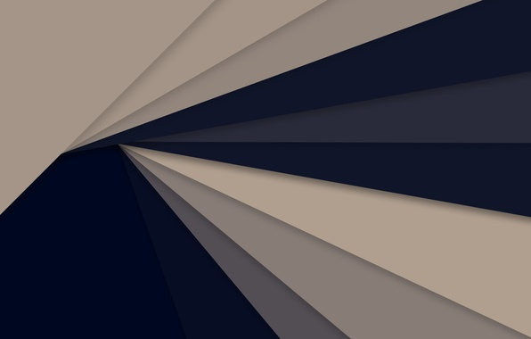 Picture line, blue, grey, geometry, material