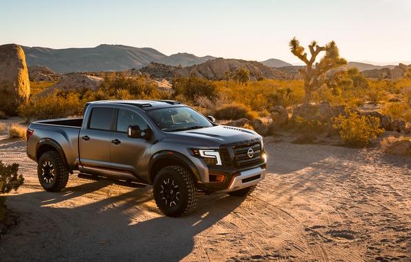 Picture Concept, Nissan, pickup, Nissan, Titan Warrior, Titan warrior