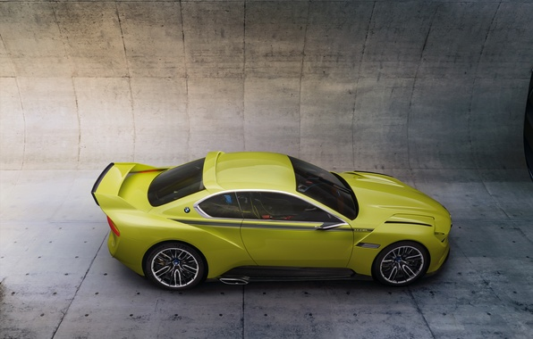 Picture car, BMW, Hommage, 3.0, CSL